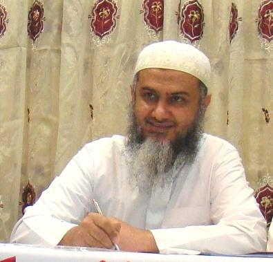الشيخ عبدالرب السلامي