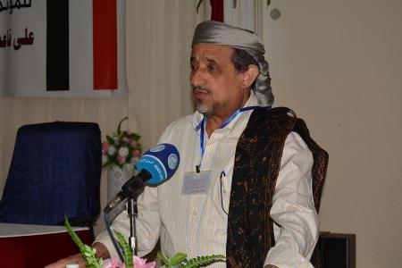 صالح بن فريد العولقي