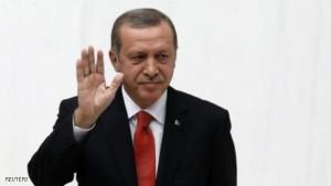 إردوغان: وضع دستور جديد ستكون له الأولوية بعد انتخابات 2015