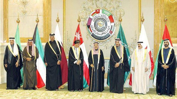 قادة_التعاون_الخليجي