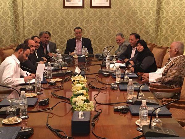 مفاوضات الكويت
