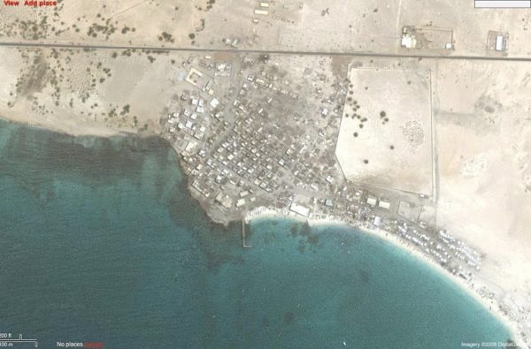 شبوة ميناء بئر علي
