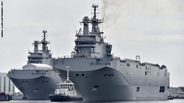 FRANCE-EGYPT-DEFENSE-SHIP-NASSER