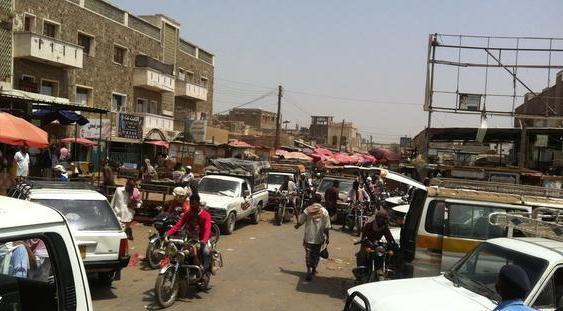 ورة لمدينة الحوطة عاصمة محافظة لحج