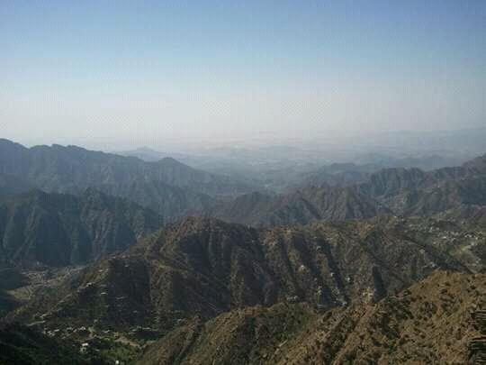 جبال القبيطة