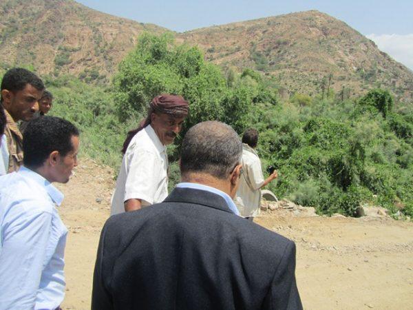 آخر جبل تتمركز فيه مليشيات الحوثي والمخلوع صالح بحدود طور الباحة