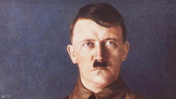 German Chancelor and leader of the Nazi Party of Germany Adolf Hitler (1889-1945) poses in this portrait picture  (Photo by Popperfoto/Getty Images)