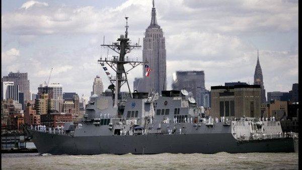 سفينة امريكية