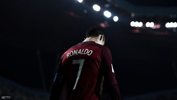 AVEIRO, PORTUGAL - OCTOBER 07:  Cristiano Ronaldo of Portugal looks on during the FIFA 2018 World Cup Qualifier between Portugal and Andorra at Estadio Municipal de Aveiro on October 7, 2016 in Aveiro, Portugal.  (Photo by David Ramos/Getty Images)