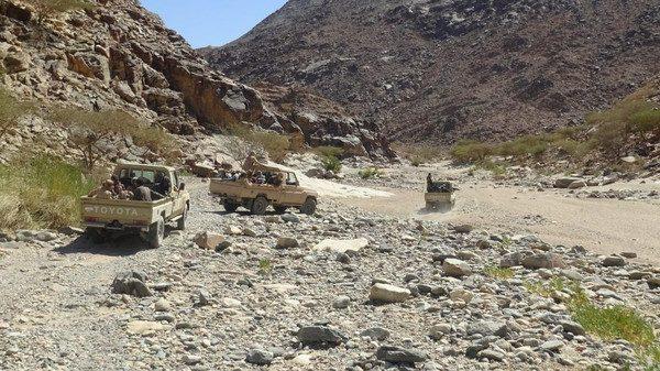 الجيش اليمني يتقدم في جبهة نهم ويسيطر على مواقع جديدة