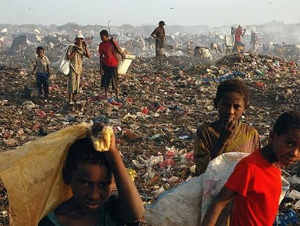 فقر اليمن